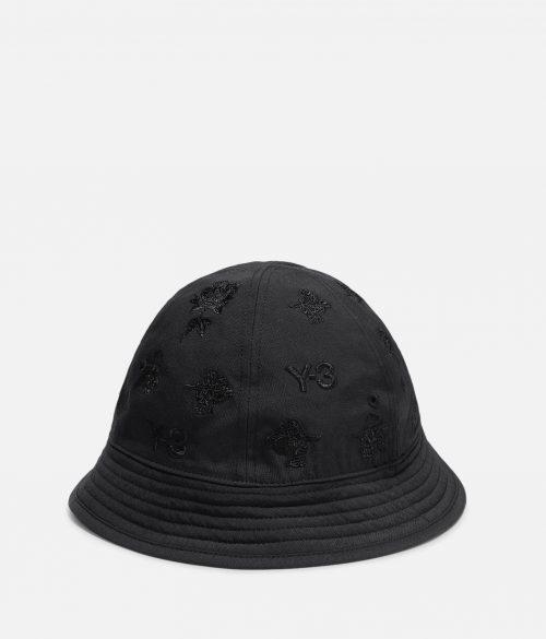 Y-3 BUCKET HAT