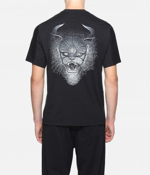 .Y-3 GRAPHIC TEE