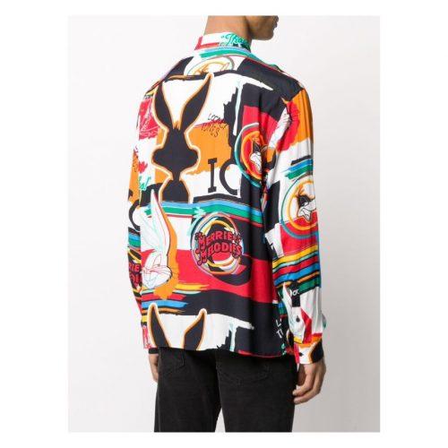 ICEBERG Looney Tunes print shirt
