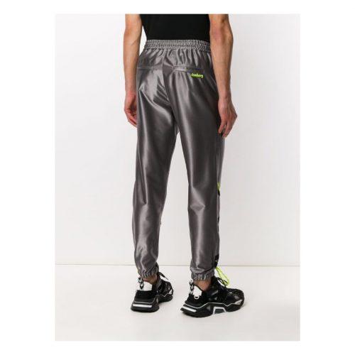 ICEBERG metallic track pants SS20