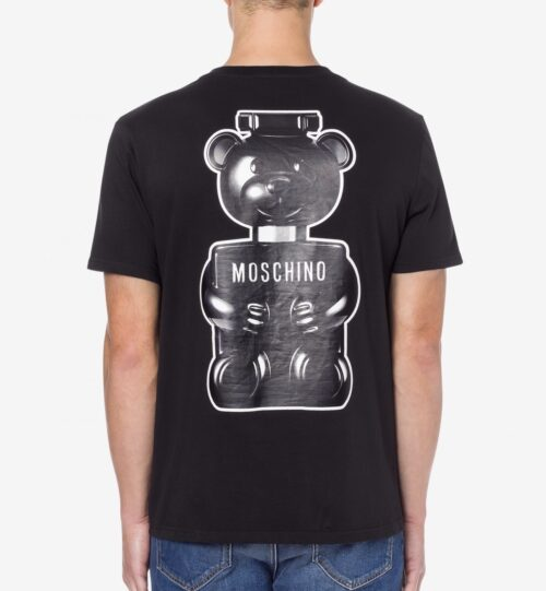 MOSCHINO TOY BOY JERSEY T-SHIRT