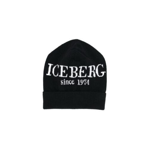 ICEBERG black beanie