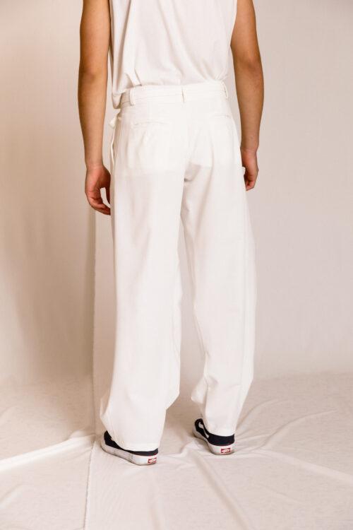 . NEATO PANTS WHITE