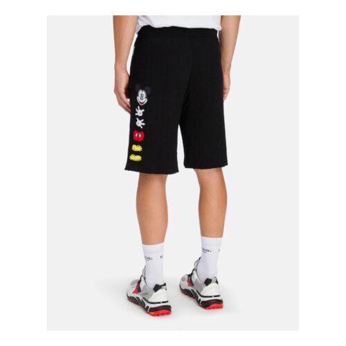 . Black Iceberg sweat pant shorts