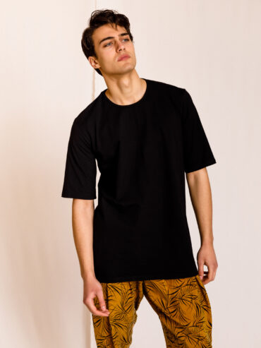 . ROUTE T-SHIRT BLACK