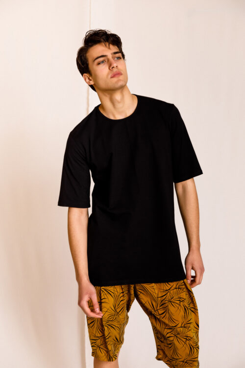 . ROUTE T-SHIRT BLACK