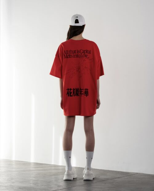 . Red Onesize T-shirt