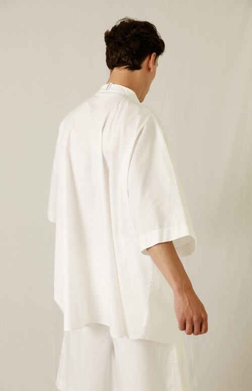 NERVIR SHIRT  WHITE