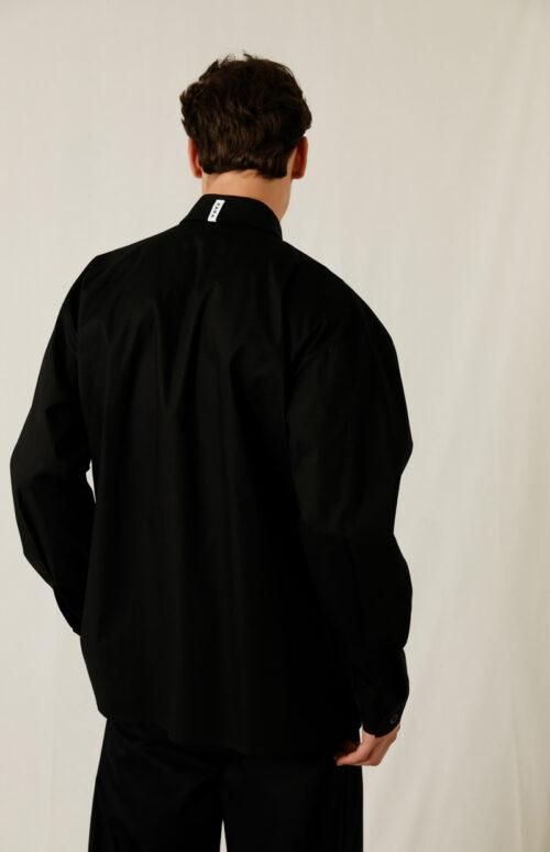 LAYER SHIRT BLACK